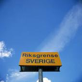 Sveriges riksgräns