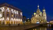 Spillda blodets kyrka. S: t Petersburg. Ryska federationen.