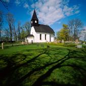 Nässja kyrka i Vadstena, Östergötland