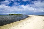 Tropisk strand,  Filippinerna