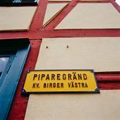 Piparegränd i Ystad, Skåne