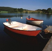 Fritidsbåtar