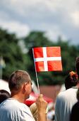 Danmarks flagga