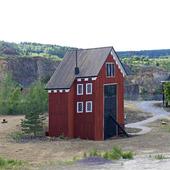 Creutz spelhus Falu gruva, Dalarna