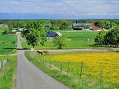 Landskapsvy, Skåne
