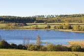 Henningesjön i Hälsingland