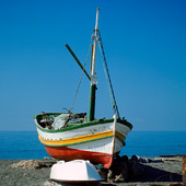Fishing vessel, Spain