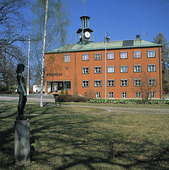 Stadshuset i Ludvika, Dalarna