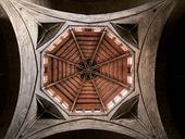 Innertak Sta. Ana Church, Spanien