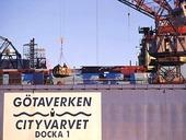 Fartygsvarv i Göteborgs hamn