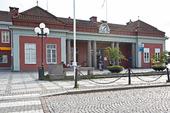 Eskilstuna järnvägsstation, Södermanland