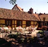 Café i Ystad, Skåne