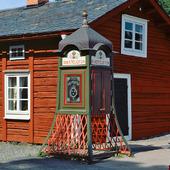 Rikstelefonkiosk i Grythyttan, Västmanland