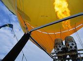 Luftballongflygning