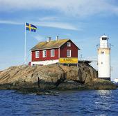 Fyr på Gäveskär, Göteborgs skärgår