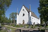 Tierps kyrka, Uppland