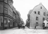 Kronhusgatan i Göteborg, 1927