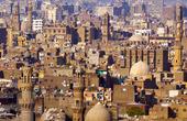 Vy över Kairo