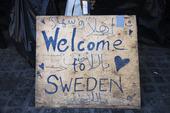 Skylt, Welcome to Sweden