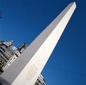 Obelisco i Buenos Aires, Argentina