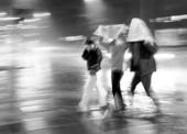 Regnigt väder
