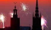 Nyår i Stockholm