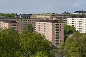 Drakenberg på Södermalm i Stockholm