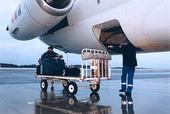 Lastning i flygplan