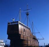 Columbus ship Replica, Spanien