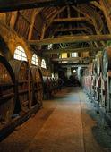 Lagring av vin, Frankrike