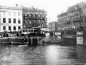 Spårvagnsolyckan S. Hamngatan 1905, Göteborg