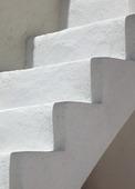 Vit trappa, Grekland