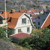 Villor på Asperö, Göteborgs skärgår