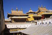 Lhasa i Tibet, Kina