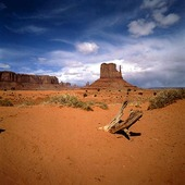 Monument Valley i Arizona, USA