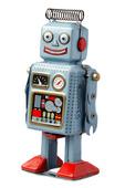 Glad roboten