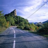 Landsväg, Frankrike