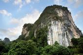 Klippa i Krabi, Thailand