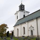 Alfta kyrka i Hälsingland