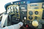 Pilot i flygplan