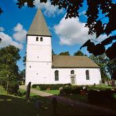 Bjällbo kyrka, Östergötland