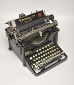 Skrivmaskin  Remington