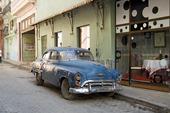 Bil på Cuba