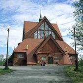 Kiruna kyrka, Lappland