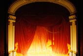 Teaterscen