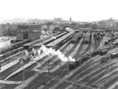 Göteborg,s centralstation, 1935