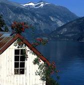 Geirangerfjorden, Norge
