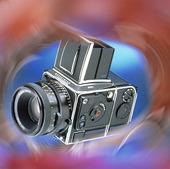 Kamera, Hasselblad