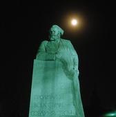 Staty Marx i Moskva, Ryssland