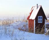 Båthus, Finland